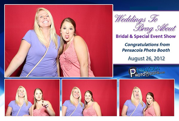 Weddings To Brag About Bridal & Special Event Show 8-26-2012