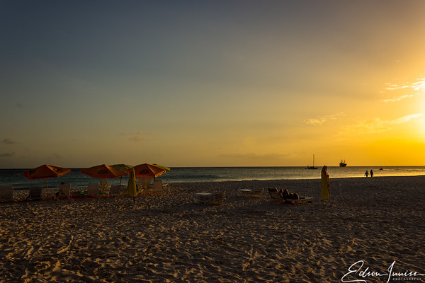 Barbados Sunset-1