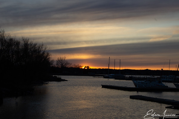 Liverpool Sunset, Pickering, Ontario