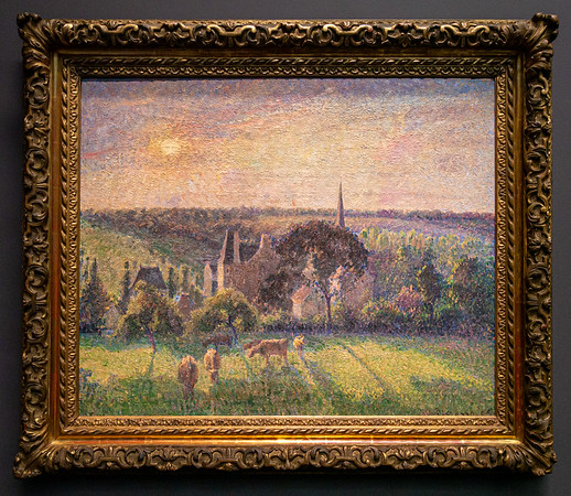 A Weekend in Paris: in the Musée d'Orsay