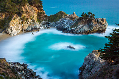 McWay Falls, Julia Pfeiffer Burns State Park, CA