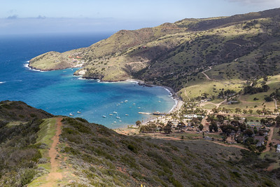 Two Harbors, Santa Catalina Island, CA