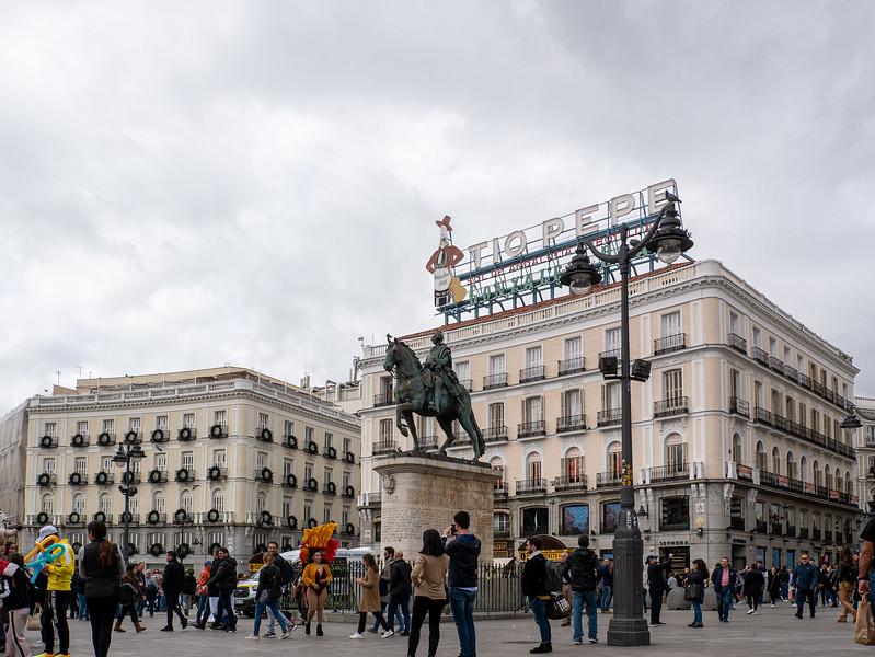 2019 Madrid Visit: Day 1