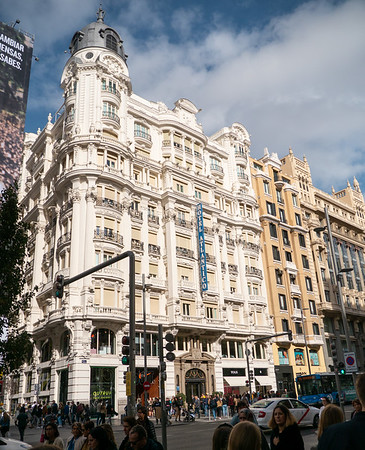 2019 Madrid Visit: Day 1