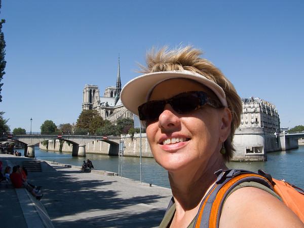 Biking along the Seine - fabulous! | Paris, Île-de-France France