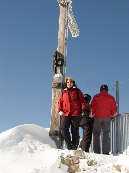 Me at the top of the Nebelhorn | Oberstdorf, Bayern Germany