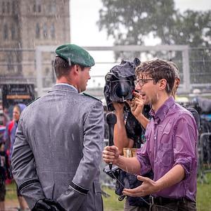 Wet interview