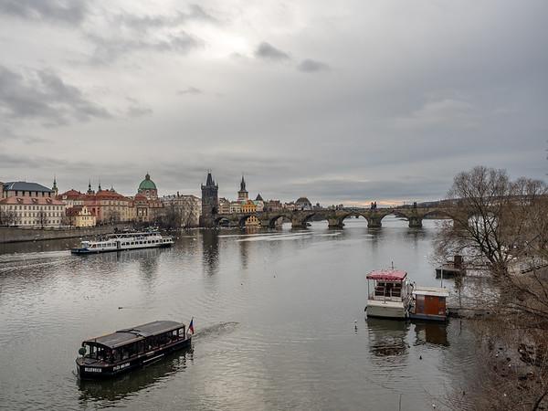 Vltava - Prague