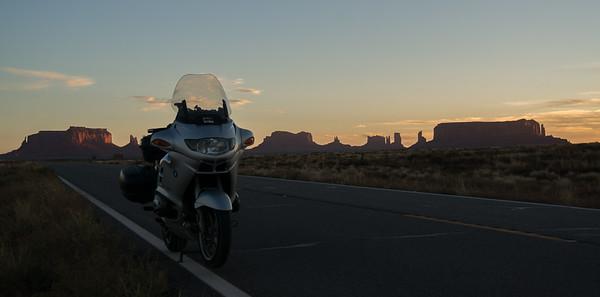 Motoring Across America