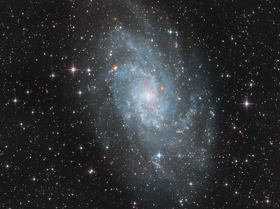 Triangulum Galaxy, M33