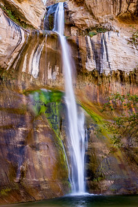 Lower Calf Creek Falls, Escalante National Monument, UT