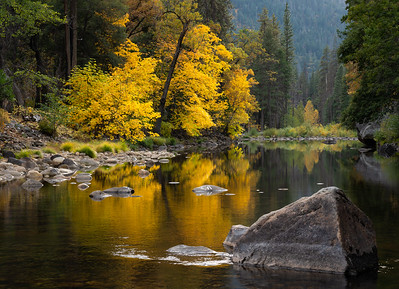Merced River, Yosemite NP, CA