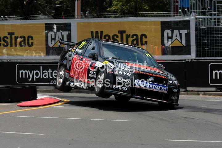 Jason Bargwanna, Kelly Racing, V8 Supercar, 2010 Sydney Telstra 500, Homebush, Sydney, NSW, 3-5 December, Photo James Baker