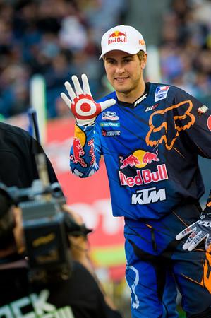 Seattle Supercross 2012
