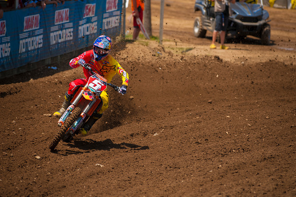 Red Bud MX 2012