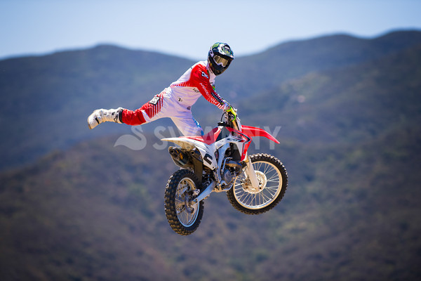 Jeremy McGrath Shoot at Pala Raceway