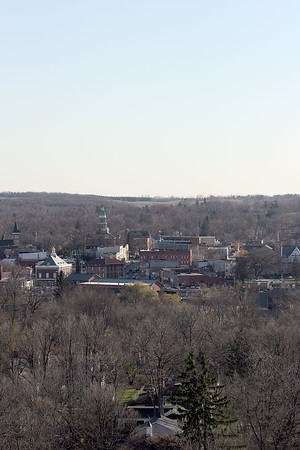 Hillsdale From Above