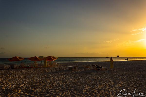 Barbados Sunset-1