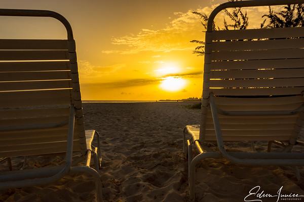 Barbados Sunset-2