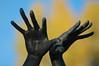Dancers Hands - Benson Sculpture Garden