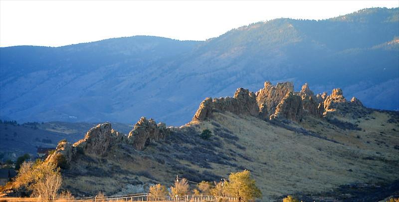 Devils Backbone & Recreation Trail