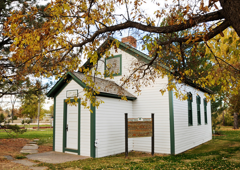 Lone Tree School - A Historic Fixture