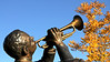 Bronze Music - Benson Sculpture Garden