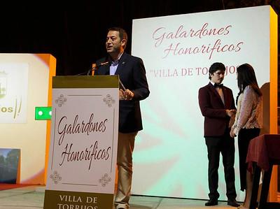 Galardón Honorífico Villa de Torrijos