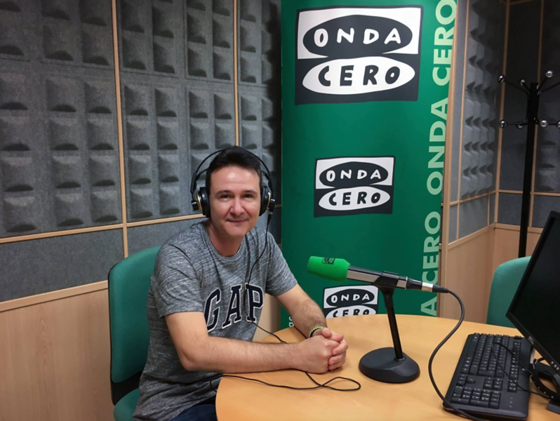 Entrevista Jesús M. García en Onda Cero