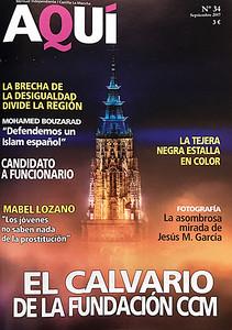 Revista AQUÍ Toledo
