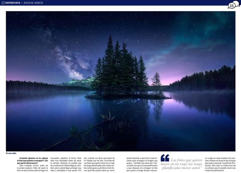 Fotógrafo Nocturno Magazine N5