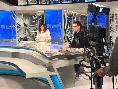 Entrevista Televisión Castilla la Mancha