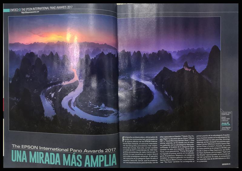 Revista Fotografía Super Foto Digital Jesús M. García Flores