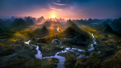 Whuzi Hill - China