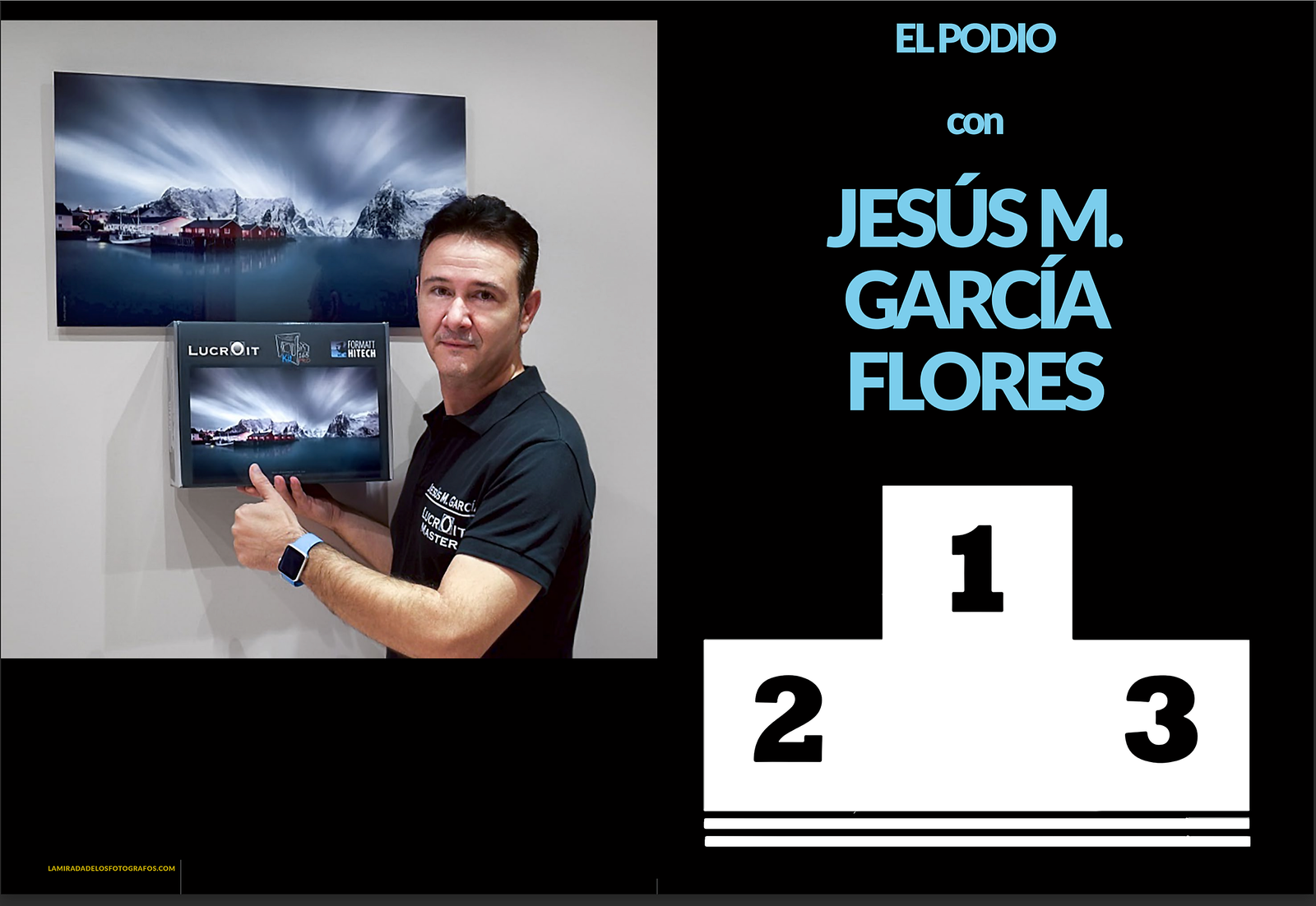 LMF Magazine Jesús M. García Flores