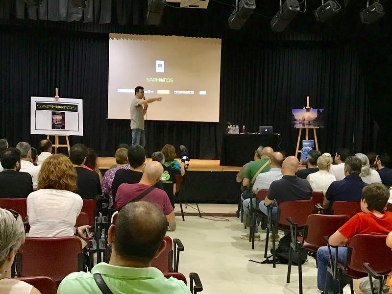 Saphotos & Jesús M. García Flores - Master class