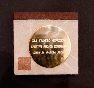 Trofeo Gipuzkoa Internacional Medalla de Oro CEF 2013