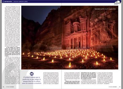 Entrevista Jesús M. García Flores - Fotógrafo Nocturno Magazine