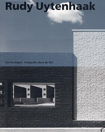 Monografie Rudy Uytenhaak. uitgave 010.