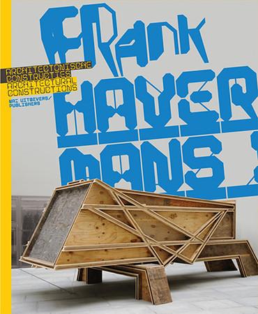 Boek over Frank Havermans, kunstenaar. NAI uitgevers