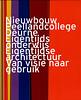 Boek over het Peellandcollege Deurne. Rothuizen van Doorn 't Hooft architecten.