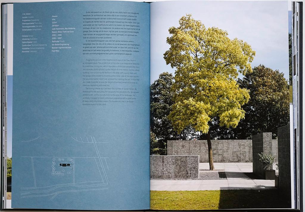 Boek over Havermans Hielkema architecten. Uitgave 2014