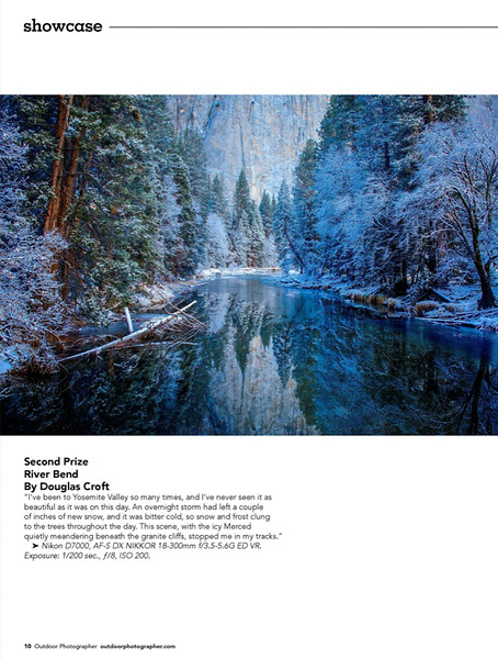 Outdoor Photographer Magazine - June 2020