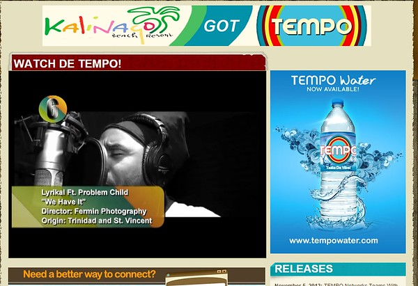 Video #6 on GoTempo.com