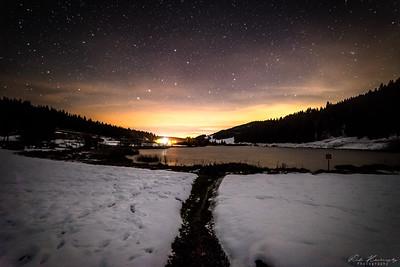 voie lactée lac de lamoura (70 sur 113)