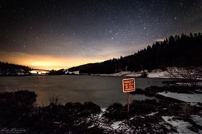 voie lactée lac de lamoura (1 sur 113)