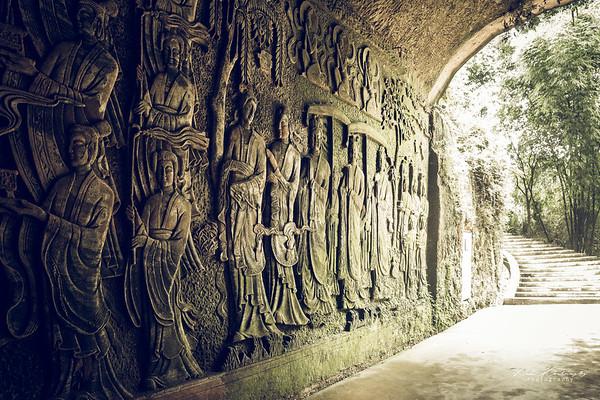 """Oriental Buddha capital"""