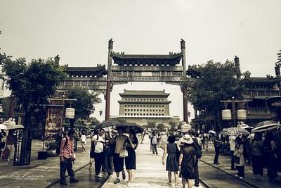 Dans les rues de pekin