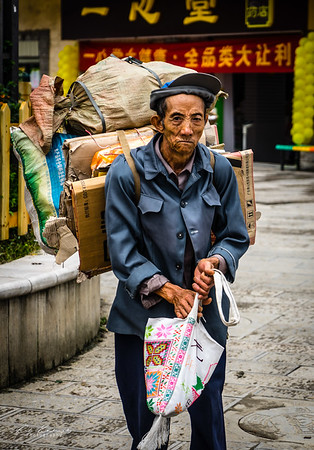 Marché de Xinjie