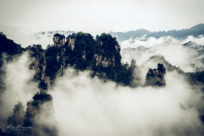 zhangjiajie forest national park